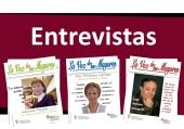 Entrevistas La Voz de los Mayores